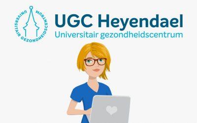 Persbericht: 24/7 contact via chat bij Universitair Gezondheidscentrum Heyendael