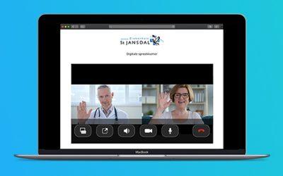 Nieuw: generieke koppelingen voor digitale spreekkamers