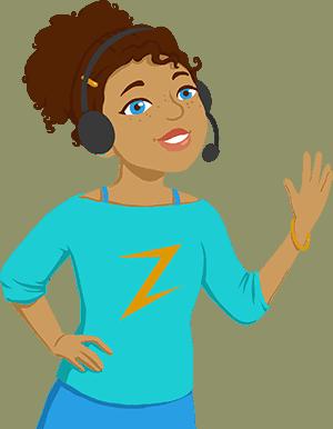 ondersteuning Zaurus digitale assistent Zoe