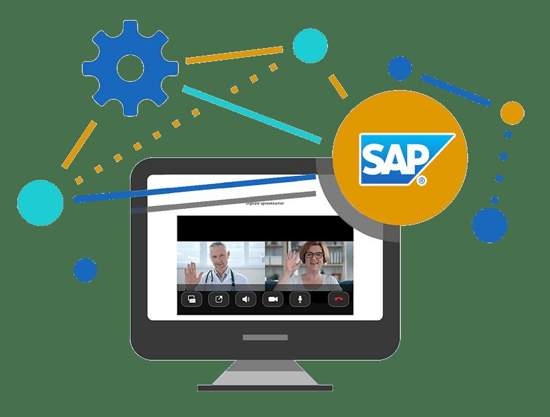 SAP integratie Zaurus Zuyderland