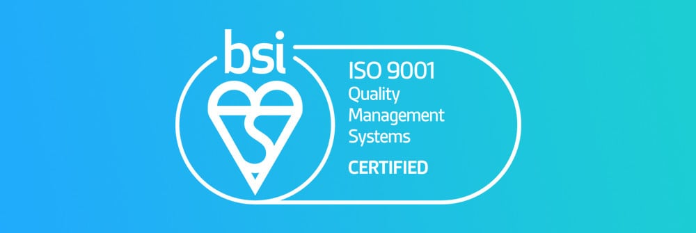 ISO 9001 certificering Zaurus