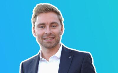 Het Zaurus team krijgt versterking: Consultant Zorg Elwin Vermeulen