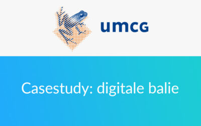 UMCG verbetert bereikbaarheid met digitale balie van Zaurus