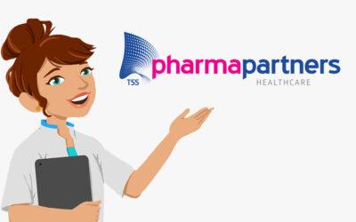 Persbericht: Beeldbellen vanuit Medicom en Pharmacom dankzij strategische samenwerking PharmaPartners en Zaurus
